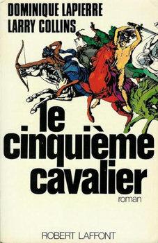 Couverture du livre : le cinquième cavalier