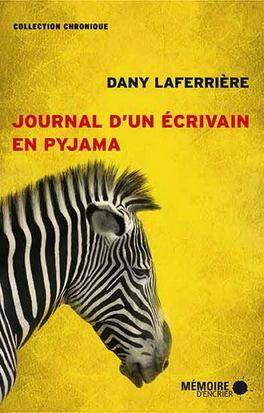 Couverture du livre : Journal d'un écrivain en pyjama