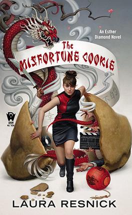 Couverture du livre : Esther Diamond, Tome 6 : The Misfortune Cookie