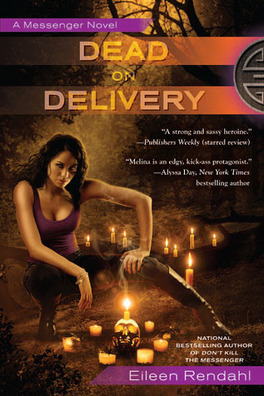 Couverture du livre : Messenger, Tome 2 : Dead on Delivery