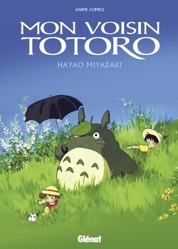 Couverture du livre : Mon voisin Totoro (Anime Comics)