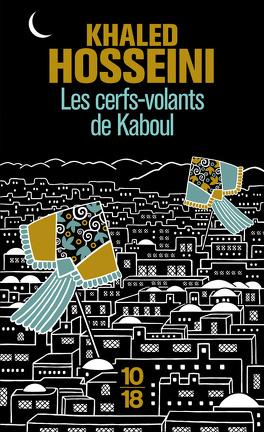 Couverture du livre : Les Cerfs-volants de Kaboul