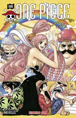 Couverture de One Piece, Tome 66 : Vers le soleil