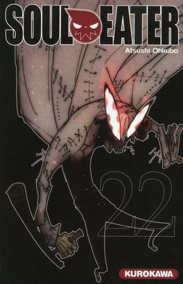 Couverture du livre : Soul Eater, tome 22