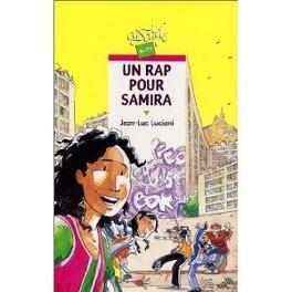 Couverture du livre : Un rap pour Samira
