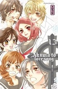 Akuma To Love Song, Tome 13