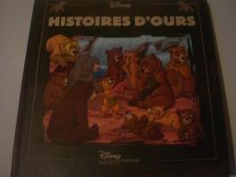 Couverture du livre : Histoire d'Ours