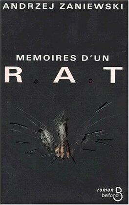 Couverture du livre : Mémoires d'un rat