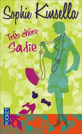 Couverture du livre : Très chère Sadie