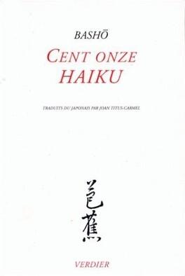 Couverture du livre : Cent onze Haiku