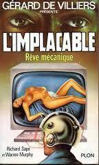 Couverture du livre : L'Implacable, Tome 25 : Rêve Mécanique