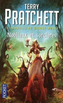 Couverture du livre : Les Annales du Disque-Monde, tome 14 : Nobliaux et sorcières