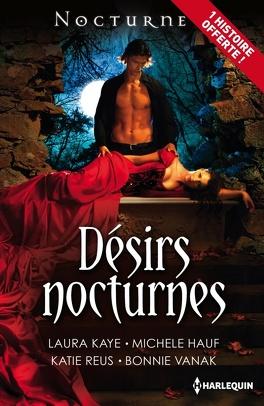 Couverture du livre : Désirs nocturnes