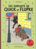 Les exploits de Quick et Flupke - Recueil, tome 1