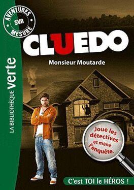 Couverture du livre : Cluedo, tome 1 : Monsieur Moutarde