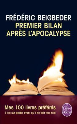 Couverture du livre : Premier bilan après l'apocalypse