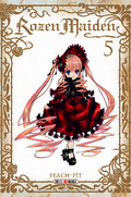 Rozen Maiden, tome 5