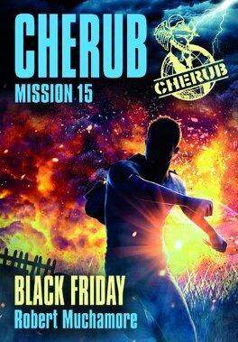 Couverture du livre : Cherub, Tome 15 : Black Friday