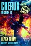 couverture Cherub, Tome 15 : Black Friday