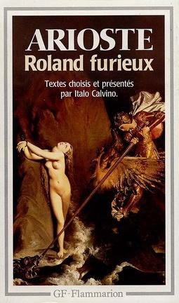 Couverture du livre : Roland furieux