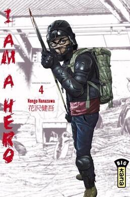 Couverture du livre : I am a Hero, Tome 4