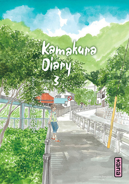 Couverture du livre : Kamakura Diary, Tome 3