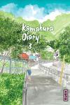 couverture Kamakura Diary, Tome 3