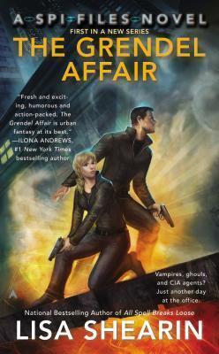 Couverture du livre : SPI Files, Tome 1 : The Grendel Affair
