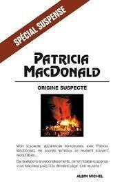 Couverture du livre : Origine suspecte