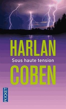 Couverture du livre : Sous haute tension