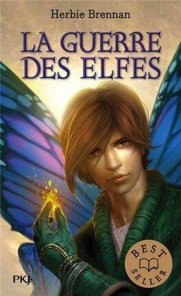 Couverture du livre : La Guerre des elfes