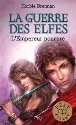 Couverture du livre : La Guerre des elfes, Tome 2 : L'Empereur pourpre