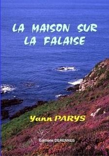 Couverture du livre : La maison sur la falaise