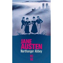 Couverture du livre : Northanger Abbey