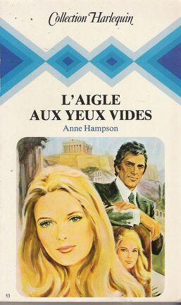Couverture du livre : L'aigle aux yeux vides