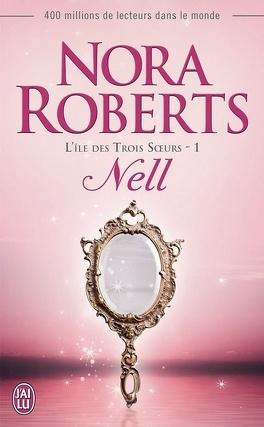 Couverture du livre : L'île des trois sœurs, tome 1 : Nell