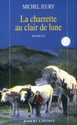 Couverture du livre : la charrette au clair de lune