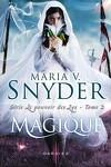 couverture Le Pouvoir des lys, Tome 2 : Magique