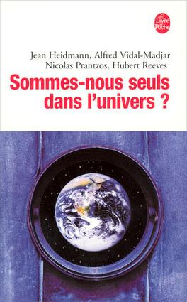 Couverture du livre : Sommes-nous seuls dans l'univers ?