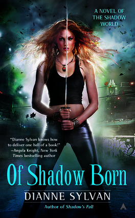 Couverture du livre : Le Monde de l'Ombre, Tome 4 : Of Shadow Born