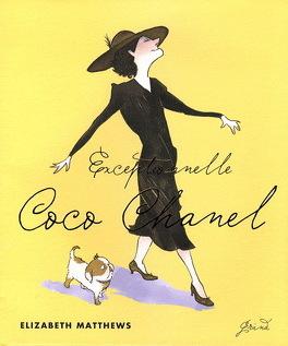 Couverture du livre : Exceptionnelle Coco Chanel