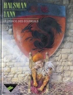 Couverture du livre : Le prince des écureuils