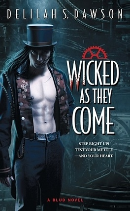 Couverture du livre : Blud, Tome 1 : Wicked as They Come