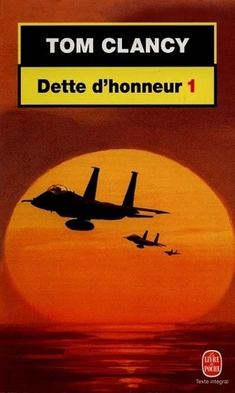 Couverture du livre : Dette d'honneur, Tome 1
