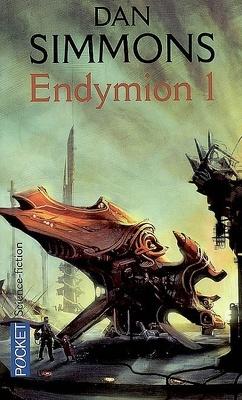 Couverture de Les Cantos d'Hypérion, tome 3 : Endymion 1