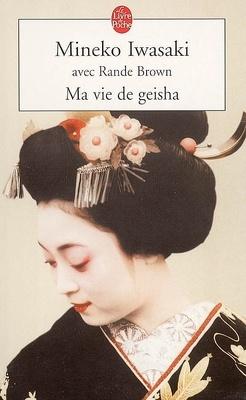 Couverture de Ma vie de geisha