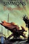 couverture Les Cantos d'Hypérion, tome 3 : Endymion 1