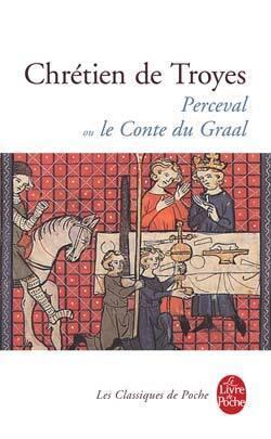 Couverture du livre : Perceval ou le Conte du Graal
