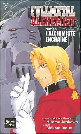 Couverture du livre : Fullmetal alchemist : Volume 2, L'alchimiste enchaîné