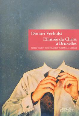 Couverture du livre : L'Entrée du Christ à Bruxelles